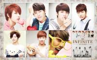 infinite ♥  star ring Card