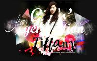 Tiffany SNSD -Colorful Wall-