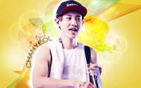 Park Chanyeol -cheerful wallpaper-