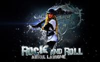 Avril Lavigne ROCK AND ROLL
