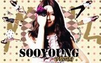 Sooyoung SNSD world