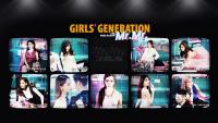SNSD :: 4th mini album 'Mr.Mr.'