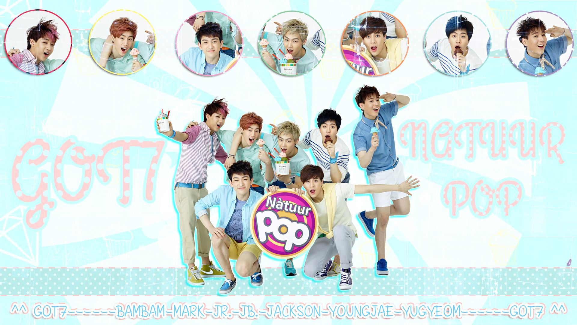 Got7 Desktop Wallpapers Asianfanfics