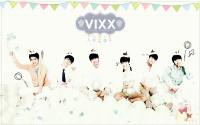 VIXX for Starlight 2014 Calender