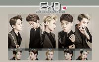 EXO :: Lotte Magazine March issue 2014