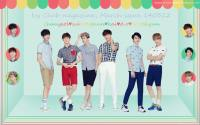 exo:Ivy Club magazine, March issue