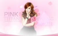 PINK monster : Tiffany SNSD