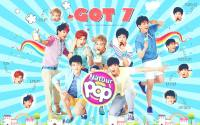 Got7:Natuur Pop