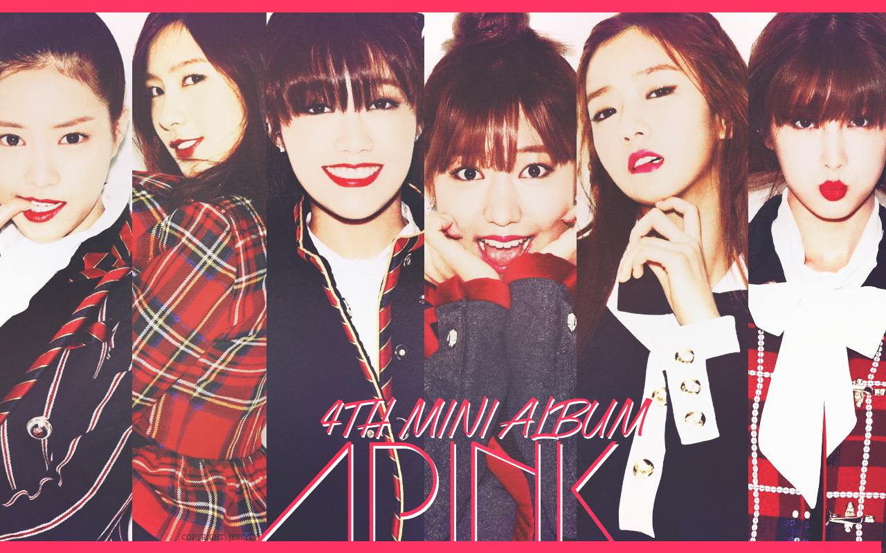 Apink 4th Mini Album Wallpaper by JessylyApink Wallpaper 1920x1080
