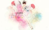 Kojima Haruna : Wedding dress w