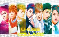 U-kiss : Collage