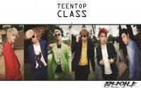 TEEN TOP - Class [4th Mini Album]