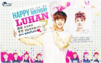 HappyBirthdayEXO : LUHAN day -20.04.1990-