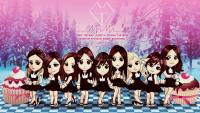 GIRLS' GENERATION::MR.MR._CARTOON