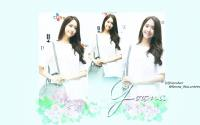 Yoona Wallpaper By FanyArt
