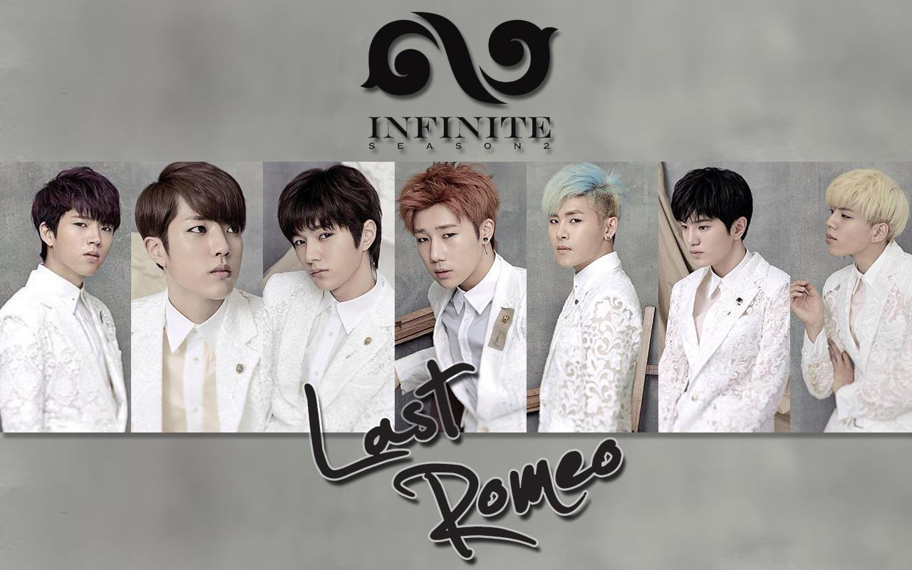 Infinite Last Romeo Wallpaper Infinite Season 2 Last Romeo