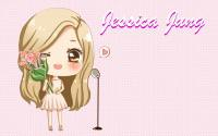 Jessica Cartoon ver.