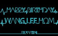 Happy Birthday Lee Hom