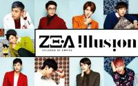 ZE:A - Illusion Japan Single
