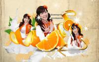 Tiffany Orange Fruits