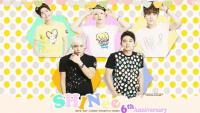 Wallpaper SHINee ::6th Anniversary 2nd::