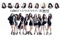 GIRLS' GENERATION THE BEST