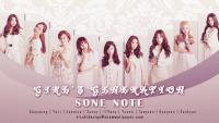 SNSD-Sone Note vol 3