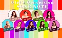 SNSD-Sone Note vol 3 ver2