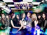 GIRLS GENERATION THE BEST ALBUM Ver.2