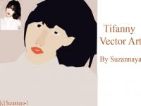 Vector Art Tiffany