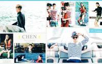 Chen for Summer : The Celebrity July Edition