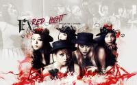 F(x) Red Light Wallpaper