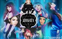 2NE1 Crush Album