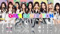 Girl's Generation Happy 20th Anniversary Baby G