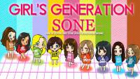 SNSD cartoon