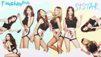 SISTAR Touch My Body