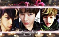 ••MYUNGSOO Smudge Paint collection••