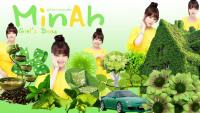 MinAh - Green & Yellow