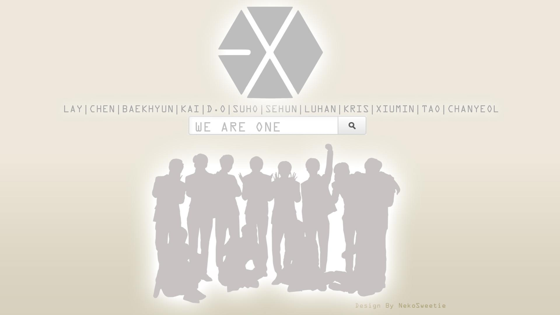 We Are One Exo Wallpaper By Yuniverselukie