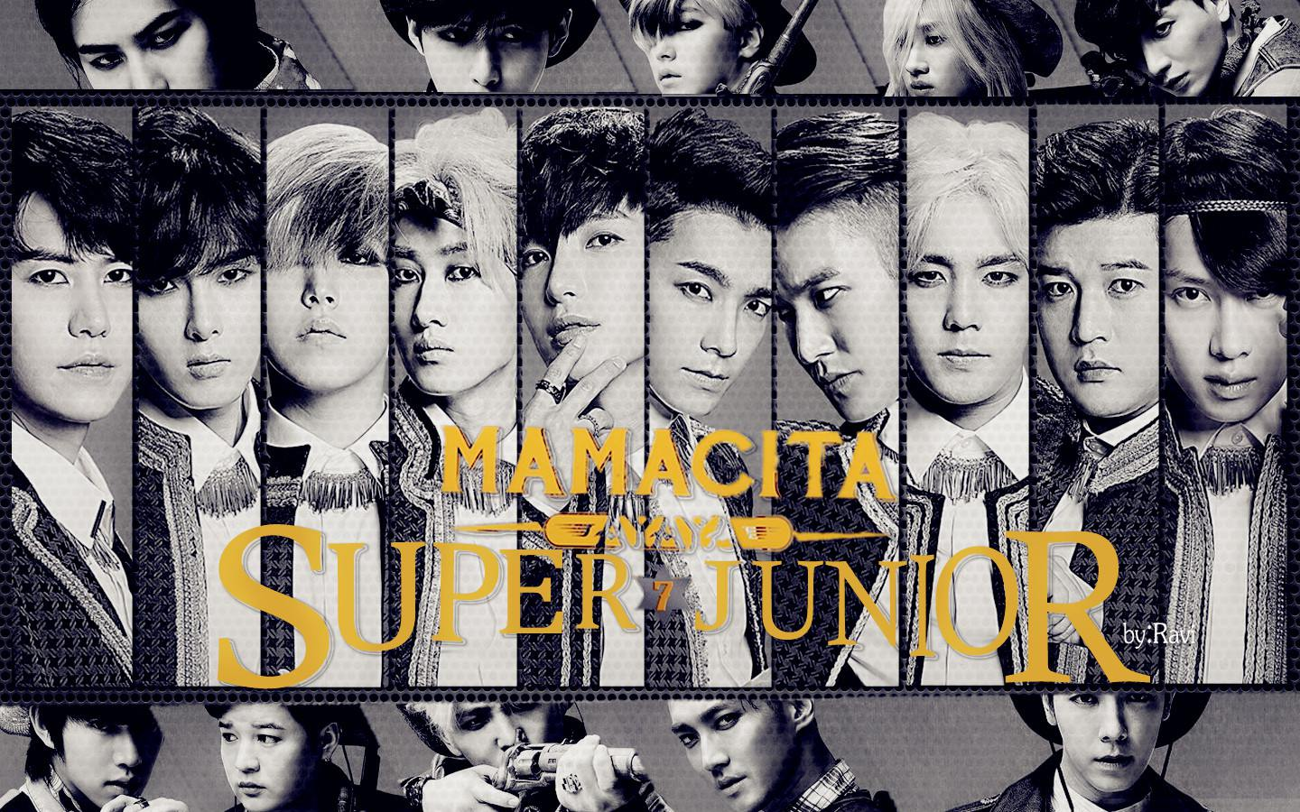 Download Album Super Junior Mamacita  AND ALL THINGS NICE