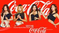 SISTAR - Touch My Body - CocaCola Ver.