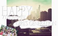 Simple Happy 7th Anniv SNSD.