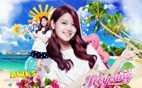 SUMMER TIME!! Sooyoung SNSD