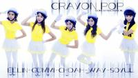Crayon Pop - Bar Bar Bar Yellow Ver.