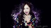Kwon Yuri - Dark Purple