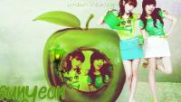 SunYeon - Green