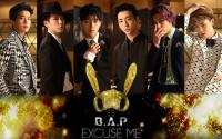 B.A.P / JAPAN 4th SINGLE「EXCUSE ME」