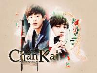 EXO Chanyeol and Kai