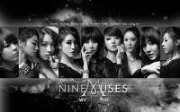 [LATEPOST] 9MUSES - WILD