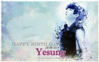 HBD yesung